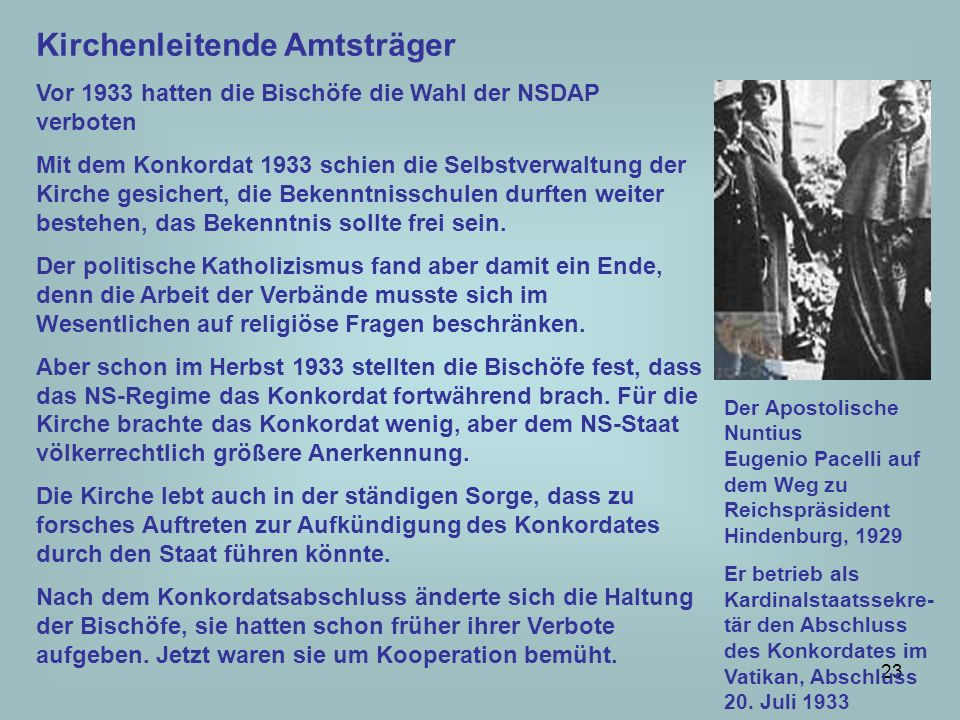 24 Ab 1935 wurden in einer Verleumdungskampagne zahlreiche katholische Geistliche wegen angeblicher Sittlichkeits- und Devisenvergehen angeklagt und verfolgt.
