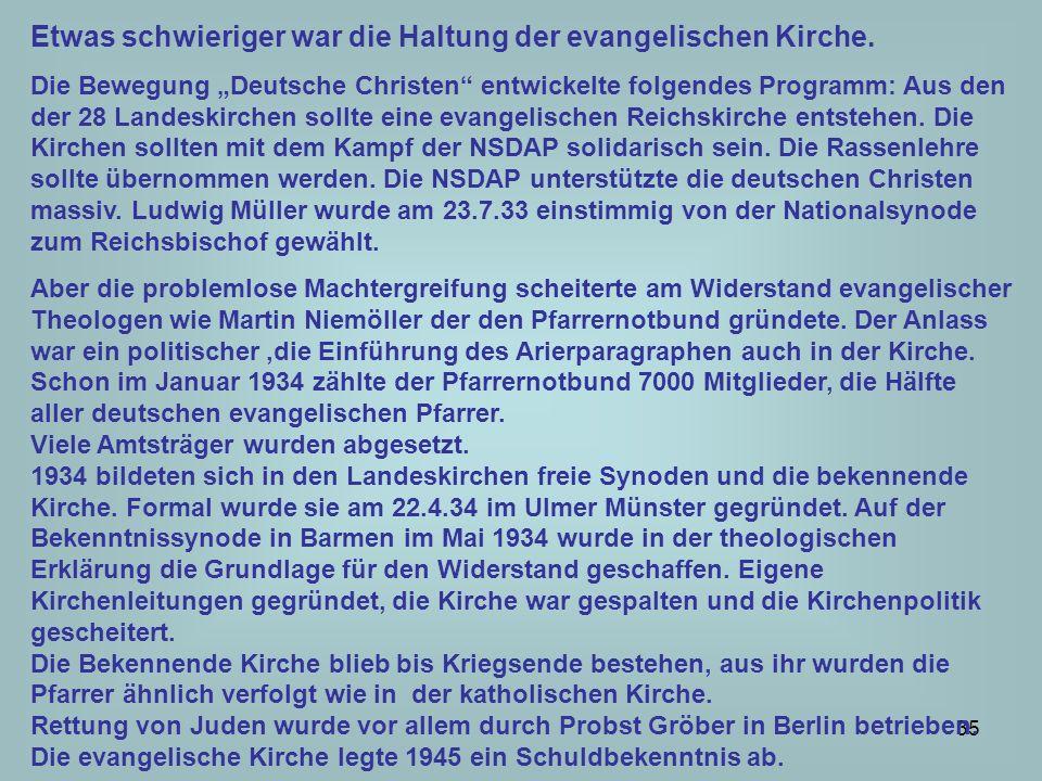 36 Einige Hinweise auf Frankfurt Jakob Herr war Stadtpfarrer in Frankfurt von 1919-1950.