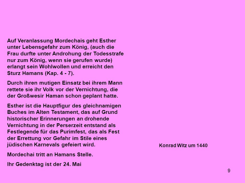 30 Sie starb am29.April 1380 in Rom.