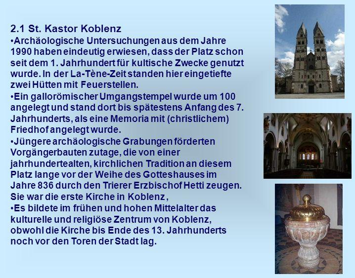 25 4.5 Die Eigenkirche Nikolauskapelle Dehrn Vor allem der Adel gründete für seinen persönlichen Bedarf sogenannte Eigenkirchen – z.B.