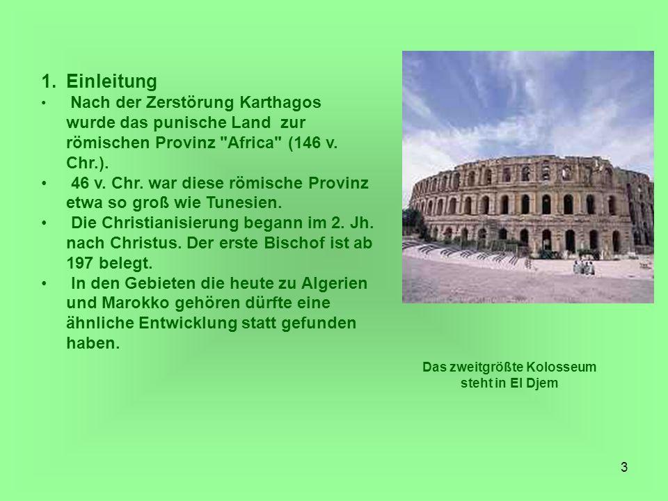 14 Ostern 246 ließ er sich taufen und verschenkte seinen Besitz.