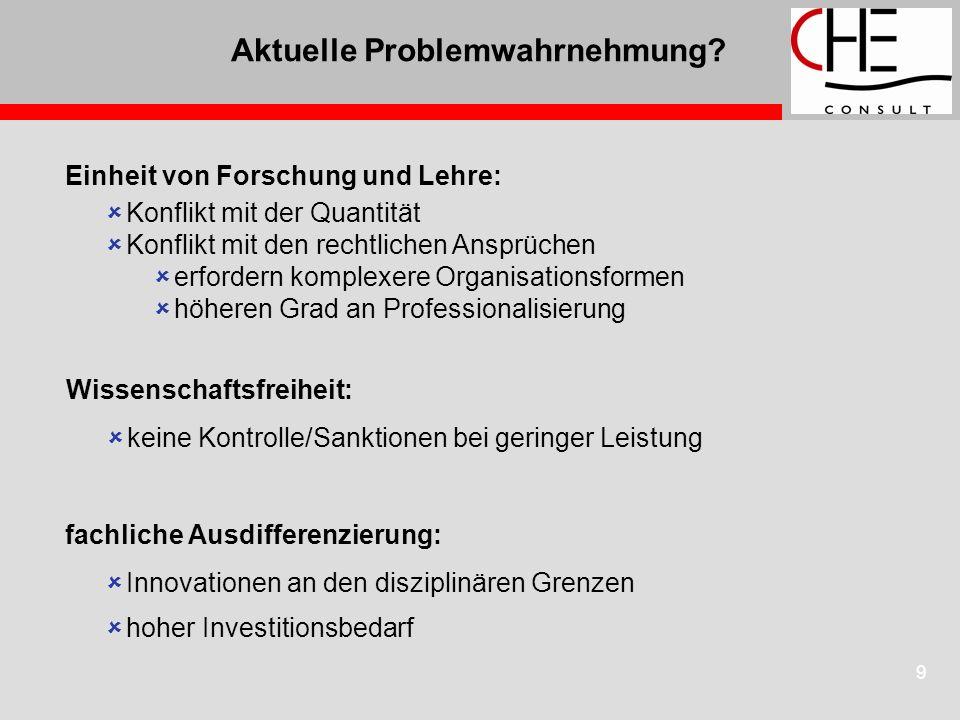 9 Aktuelle Problemwahrnehmung.