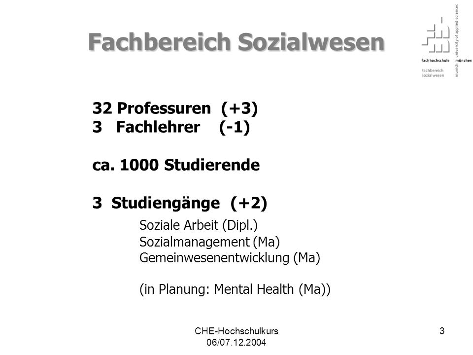CHE-Hochschulkurs 06/07.12.2004 44 Reformphilosophie top down vs. bottom up