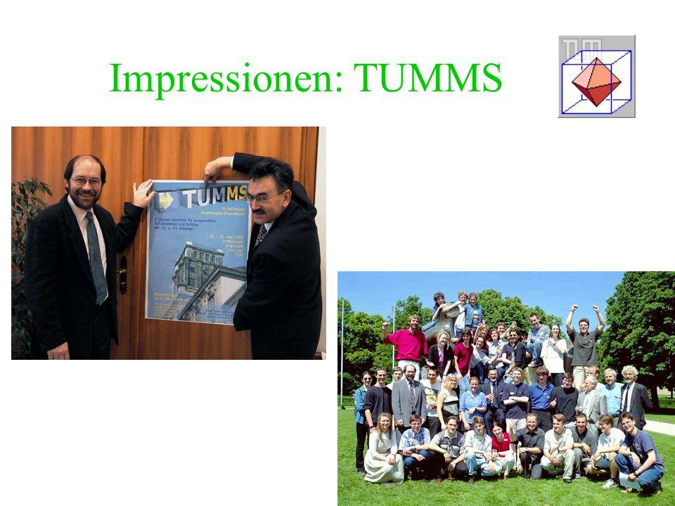 Impressionen: TUMMS