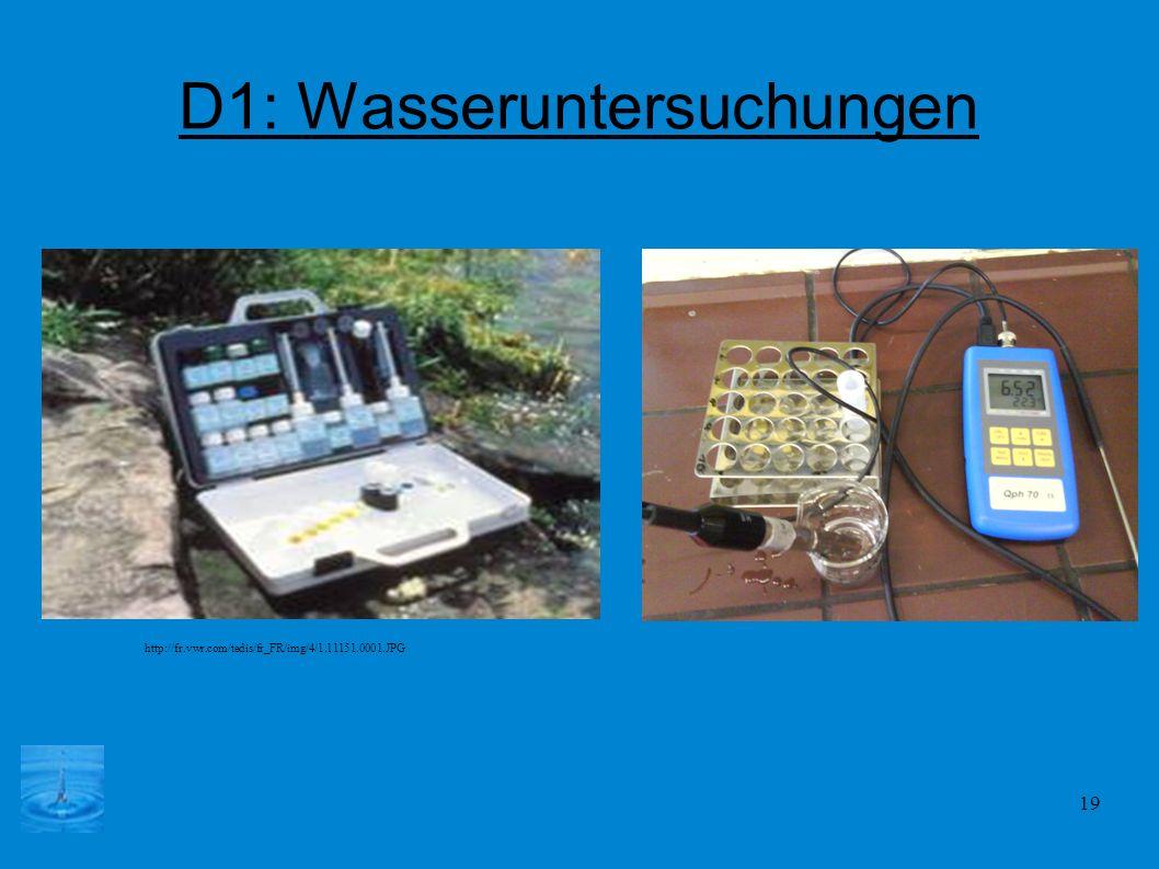 19 D1: Wasseruntersuchungen http://fr.vwr.com/tedis/fr_FR/img/4/1.11151.0001.JPG