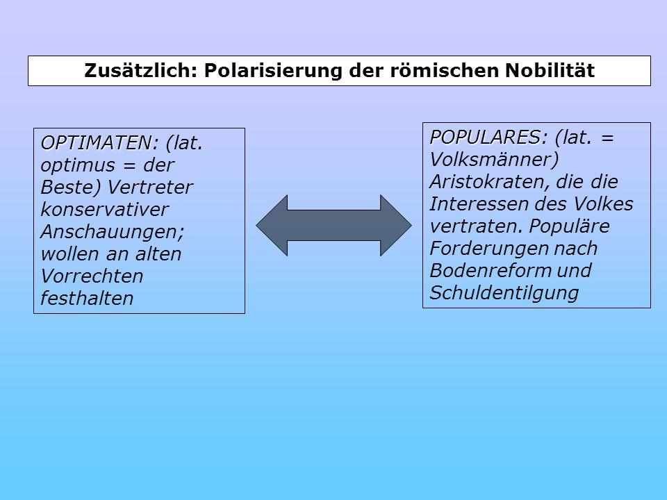 Bildquelle: http://www.sas.upenn.edu/~ekondrat/Triumviral_Period_L.jpeg Das Römische Weltreich während des 2.