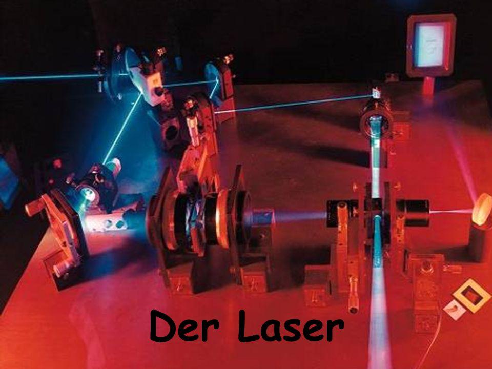 Erfinder/Erfindung des Lasers Auf Albert Einsteins Relativitätstheorie (E=Mc²) basiert die Erfindung des Lasers.