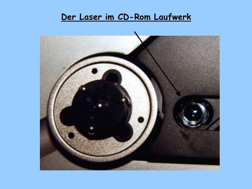 Wo findet man den Laser? Die Wissenschaft hat seit der Erfindung des Lasers große Fortschritte gemacht. Man findet ihn in vielen verschiedenen Bereich