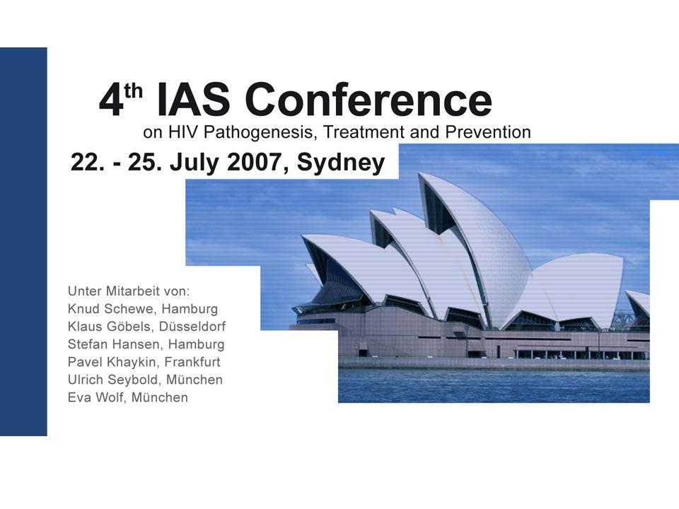 www.hivandmore.de Übersicht: die Mikrobizid-Pipeline Vaginale Abwehrverstärker: 6 Oberflächen-/ membranaktives Agens: 1 Eintritts-/Fusioninhibitoren: 23 Replikationsinhibitoren: 2 Kombinationen: 8 Ungeklärter Mechanismus: 1 4th IAS Conference 2007, Sydney 22.-25.