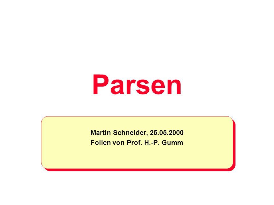 Der zweistufige Aufbau von Sprachen Richtige Sprachen ( Deutsch, Englisch, Prolog, Pascal,...