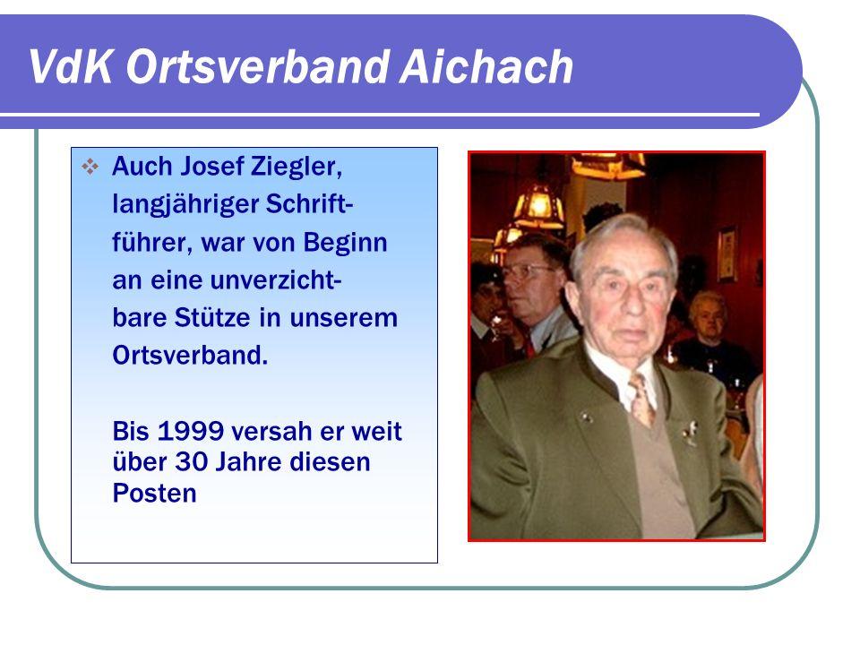 VdK Kreisverband Augsburg VdK Ortsverband Aichach Deutschland steckt mitten im Reformdschungel.
