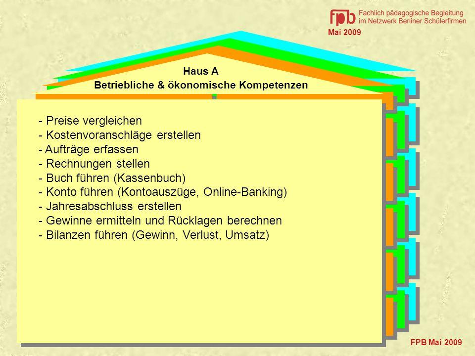 Betriebliche Strukturen z.B.Satzung … Markt- und Verkaufs- analysen, Werbung z.B.
