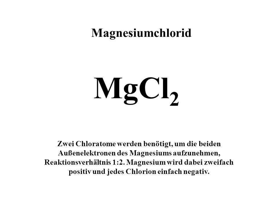 Aluminium + Sauerstoff Al OOO 3+ 2-2- 2-2- 2-2-
