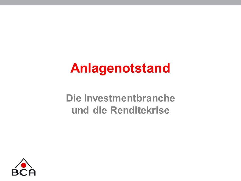 Trends 2006 Aktives Management im Vormarsch.