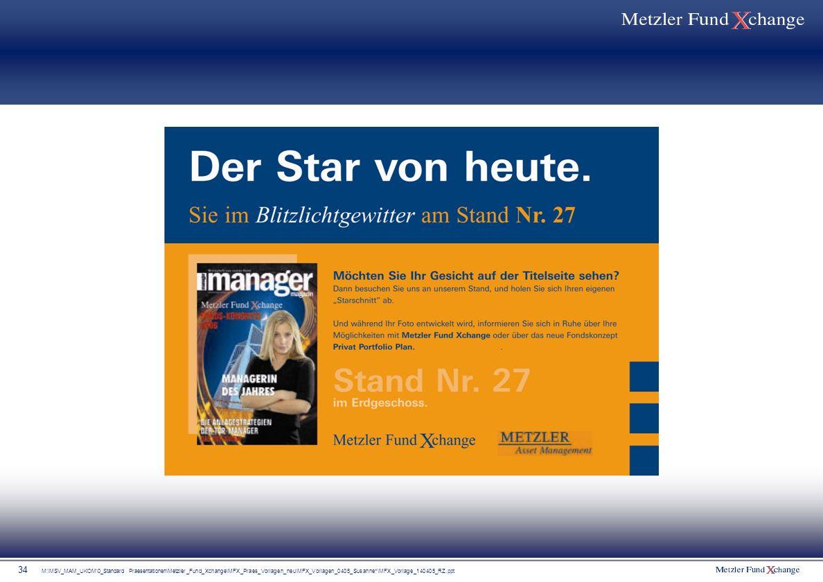 M:\MSV_MAM_UKOM\0_Standard Praesentationen\Metzler_Fund_Xchange\MFX_Praes_Vorlagen_neu\MFX_Vorlagen_0405_Susanne^\MFX_Vorlage_140405_RZ.ppt 34