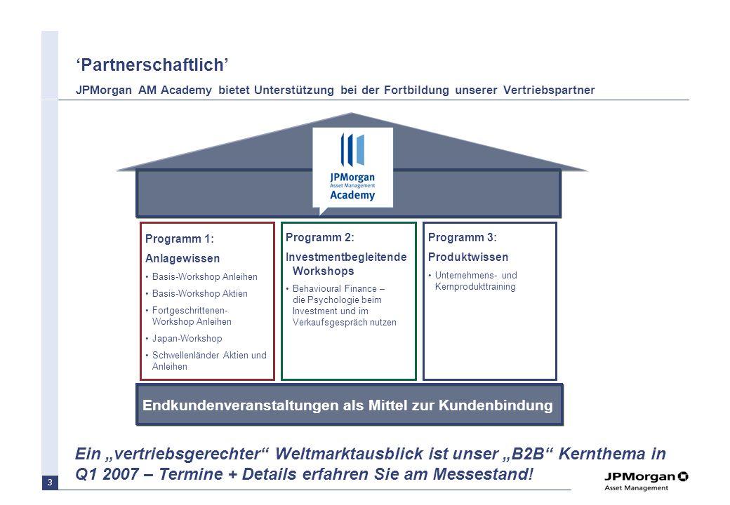 2 Partnerschaftlich Enge Zusammenarbeit auf allen Ebenen mit unseren Vertriebspartnern Konzentration auf unsere Stärken - unsere Geschäftsstrategie is