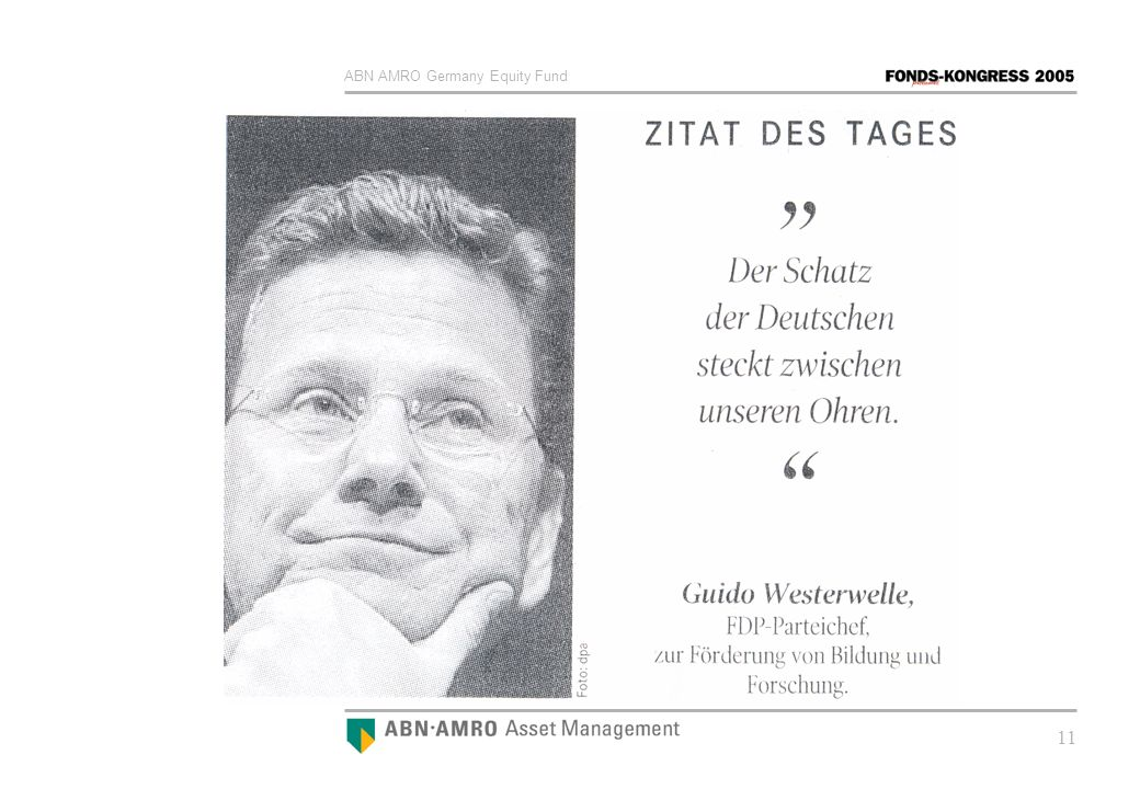 ABN AMRO Germany Equity Fund 11