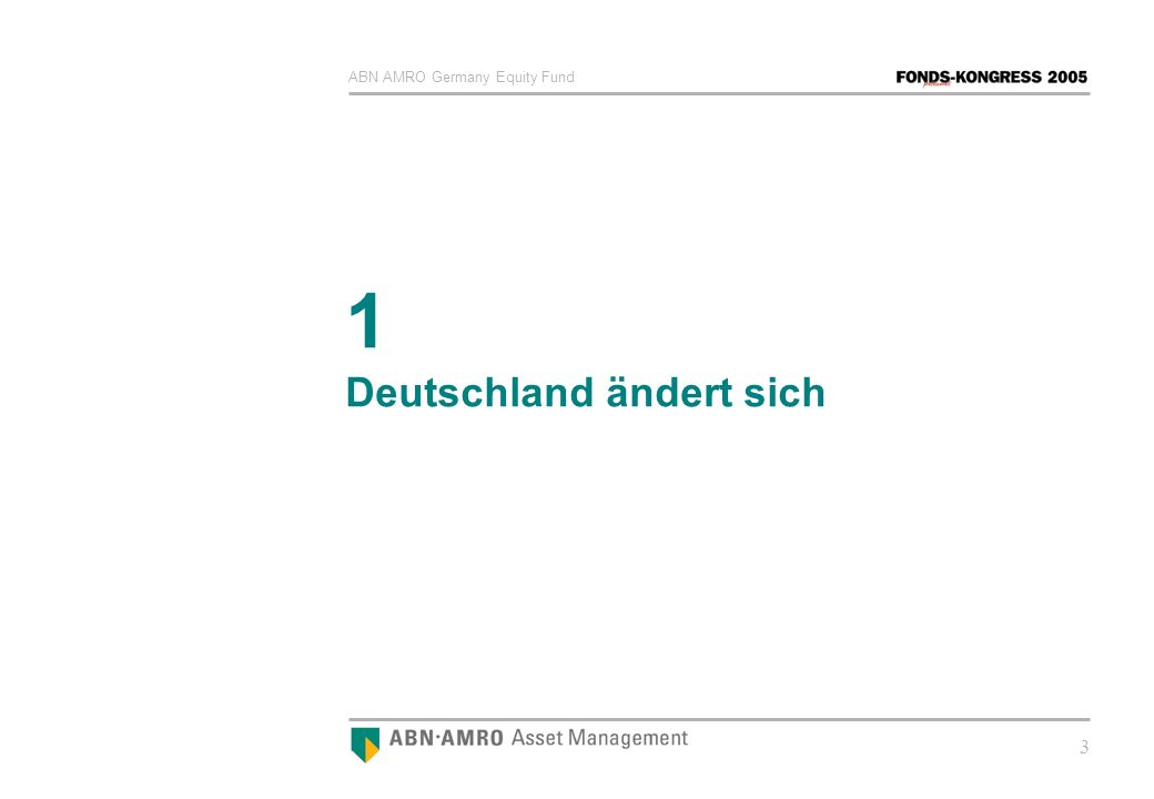 ABN AMRO Germany Equity Fund 4