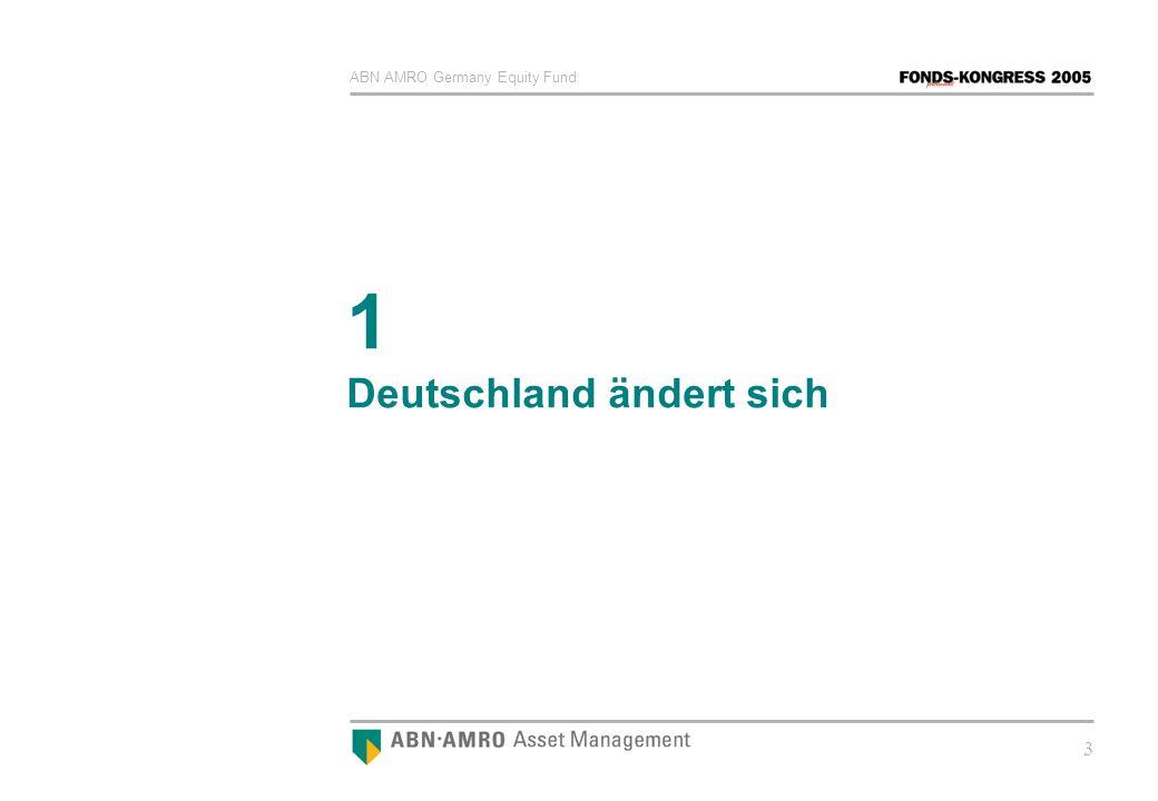 ABN AMRO Germany Equity Fund 3 1 Deutschland ändert sich