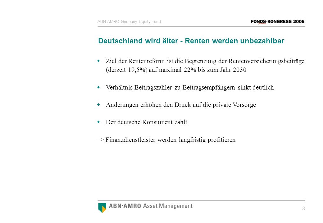 ABN AMRO Germany Equity Fund 19