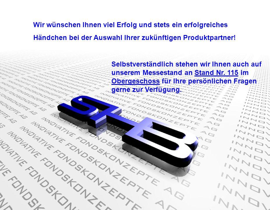 Erlenhofpark München- Unterhaching Wir wünschen Ihnen viel Erfolg und stets ein erfolgreiches Händchen bei der Auswahl Ihrer zukünftigen Produktpartne