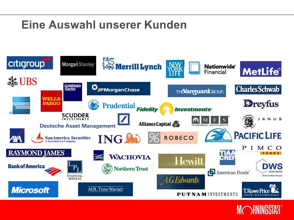 6 Europas Quantitatives Rating Morningstar in Europa Einführung von holdingsbasierten Fondsanalysen in Europa