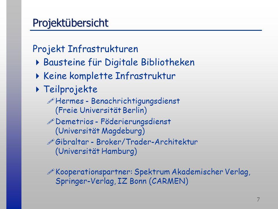 18 Hermes Hermes Online Prototyp: Profildefinition