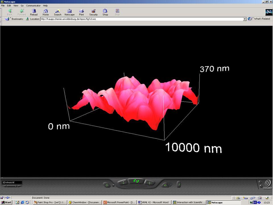Datenaustausch beim Elektronischen Publizieren über VRML – Visualisierung mit 3D-Viewern