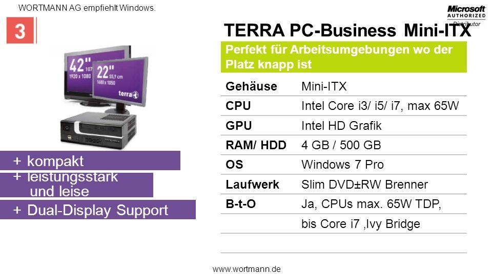www.wortmann.de WORTMANN AG empfiehlt Windows.Aktuell NEU EOL Sep.Okt.Nov.Jan.