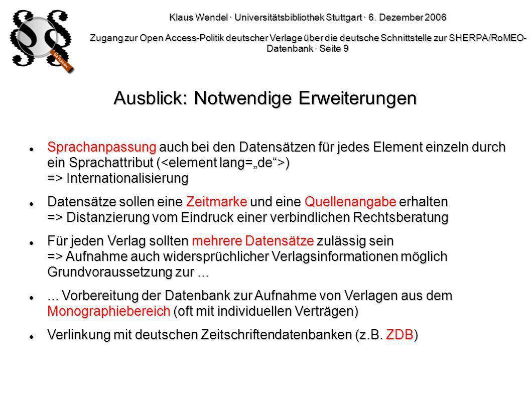Projektpartner, Förderer und Beteiligungen: Was gestatten deutsche Verlage.