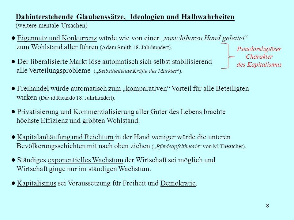 19 Eckpfeiler eines leistungsgerechten und solidarischen Lohnsystems 2.