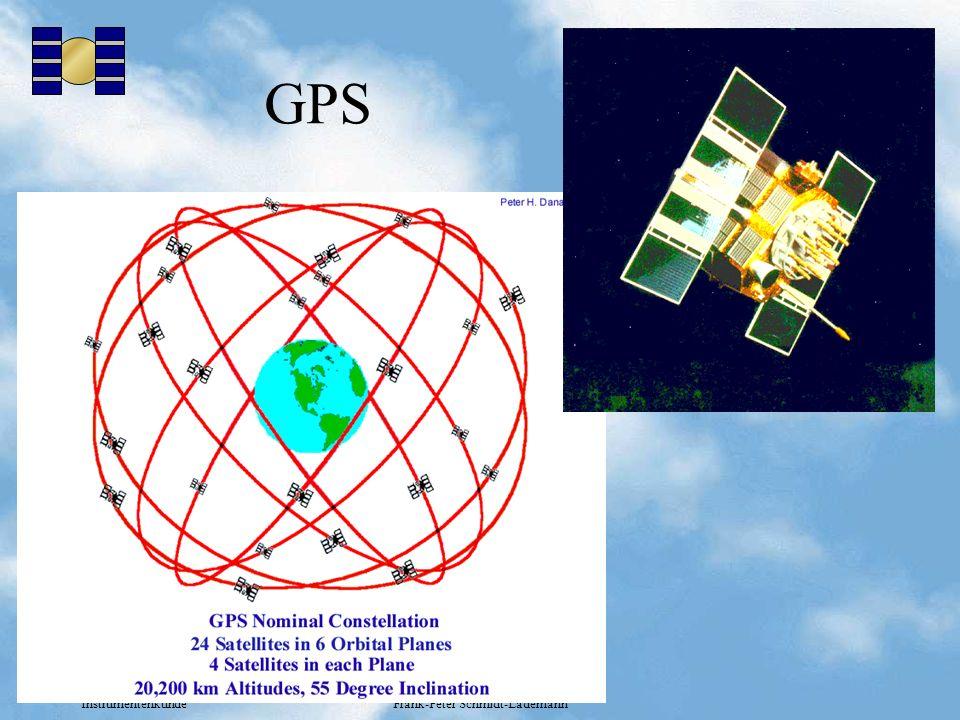 Instrumentenkunde Frank-Peter Schmidt-Lademann GPS