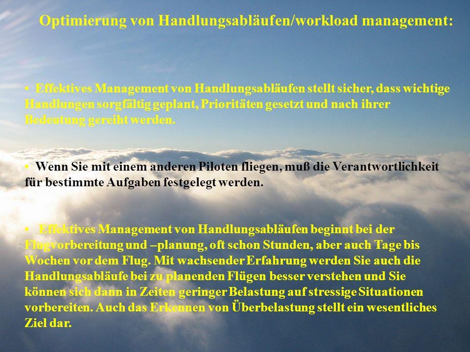 Optimierung von Handlungsabläufen/workload management: Effektives Management von Handlungsabläufen stellt sicher, dass wichtige Handlungen sorgfältig