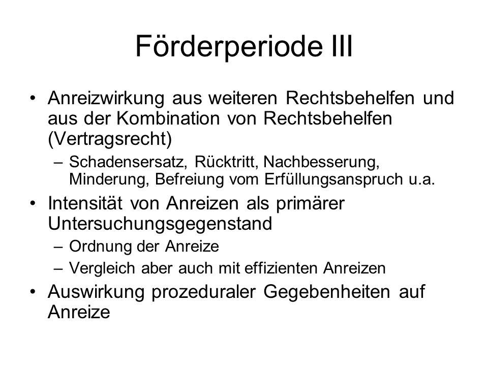 Zur Theorie unvollständiger Verträge Bester, Helmut and Kraehmer, Daniel (2008), Delegation and Incentives, Rand Journal of Economics 39, 2008, 664-682.