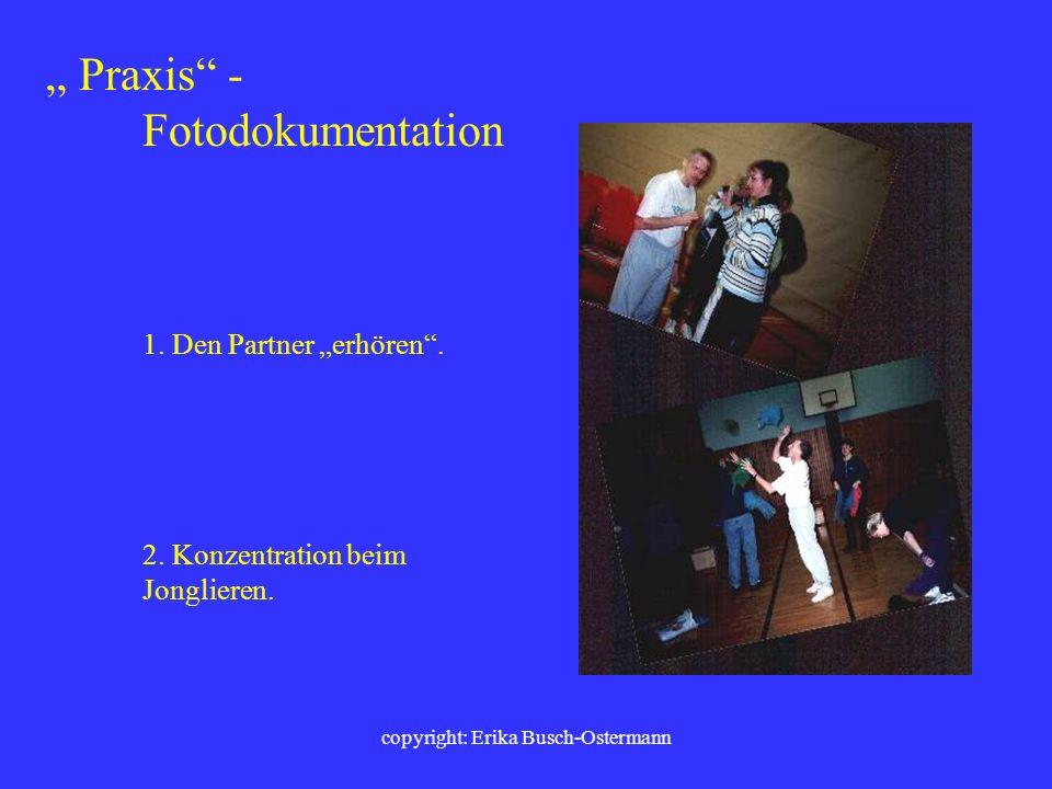 copyright: Erika Busch-Ostermann Pressestimmen