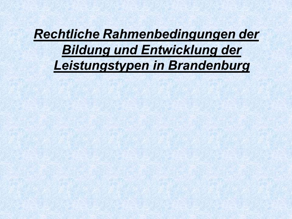 RV 93 Rahmenvertrag gemäß § 93 d Abs.2 BSHG
