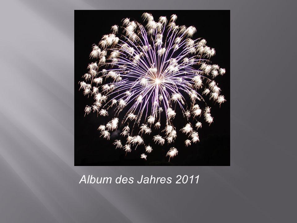Album des Jahres 2011