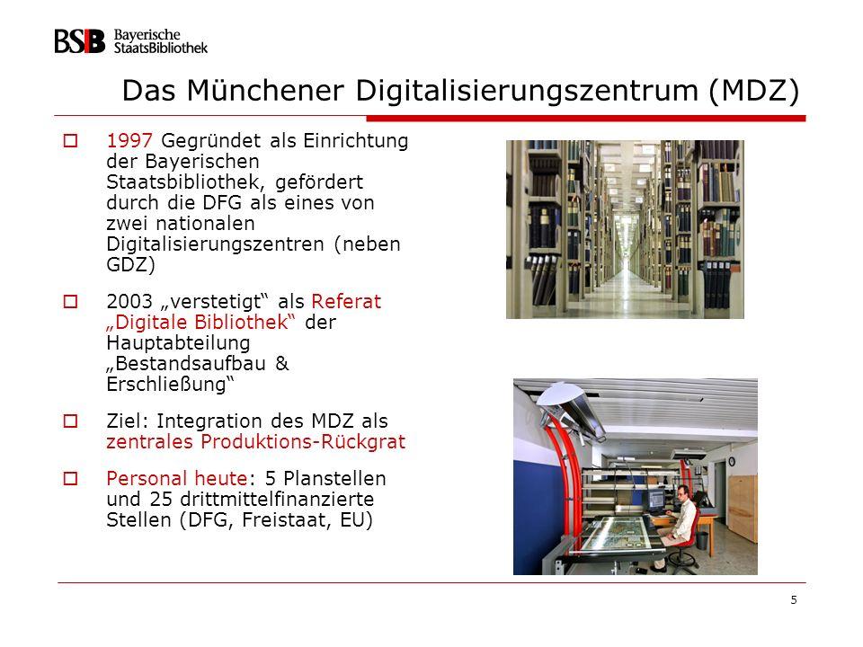 26 Bestandsentwicklung Schriftliches Kulturerbe ca.