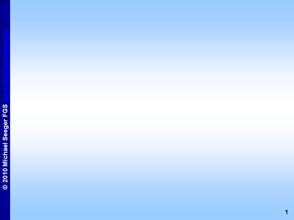 2 © 2010 Michael Seeger FGS www.michaelseeger.dewww.michaelseeger.de Konfessionalisierung © 2010 Michael SeegerMichael Seeger Klassen 7c/e Mai 2010 Die Reformation wird politisch 1529 - 1648