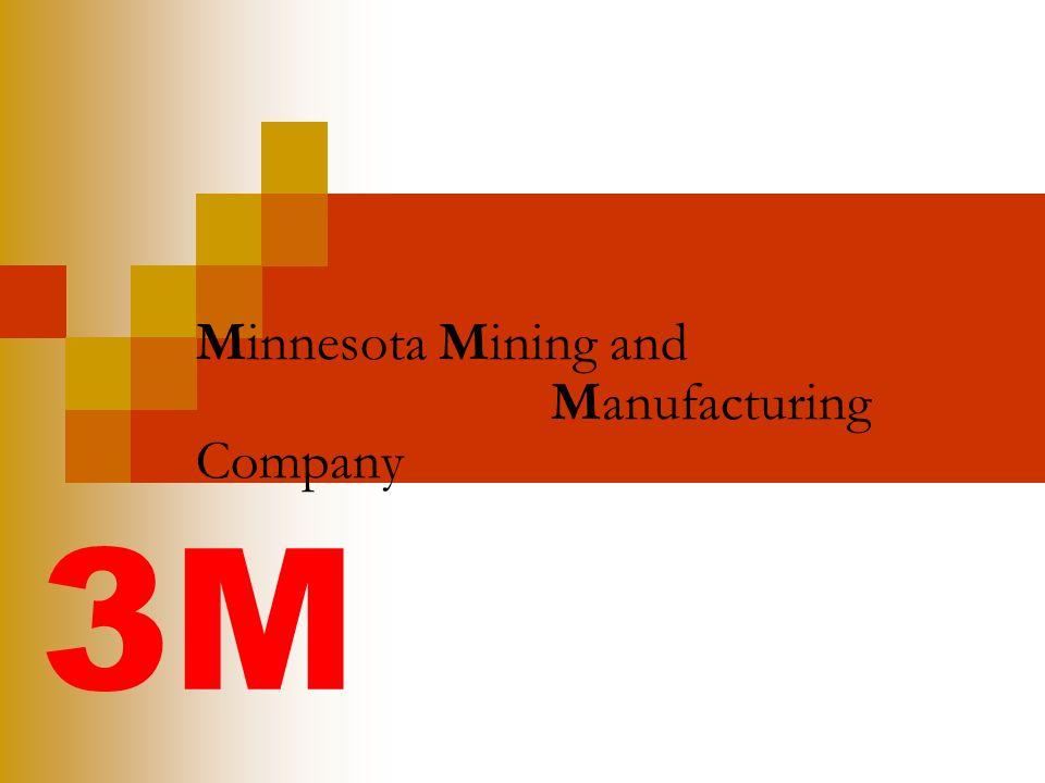 Inhalte der Präsentation Wichtige Informationen zur Minnesota Mining and Manufacturing Company Die Geschichte des Unternehmens Die Geschäftsfelder Zahlen und Fakten zu 3M Karriere bei 3M