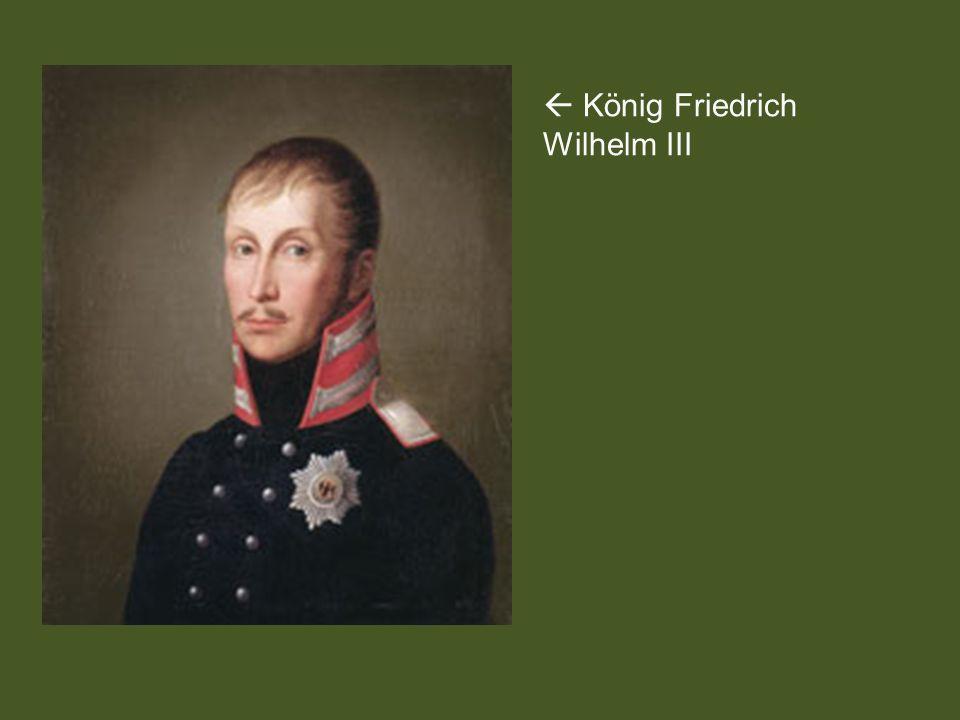 Reformen in Preußen 1807 Beginn der Reformen durch Stein : Die strenge ständische Gliederung wird aufgehoben.