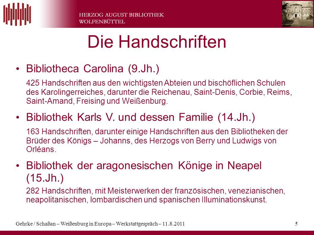 Gehrke / Schaßan – Weißenburg in Europa – Werkstattgespräch – 11.8.201116 Fazit Finanzieller Input: Europäische Kommission: max.