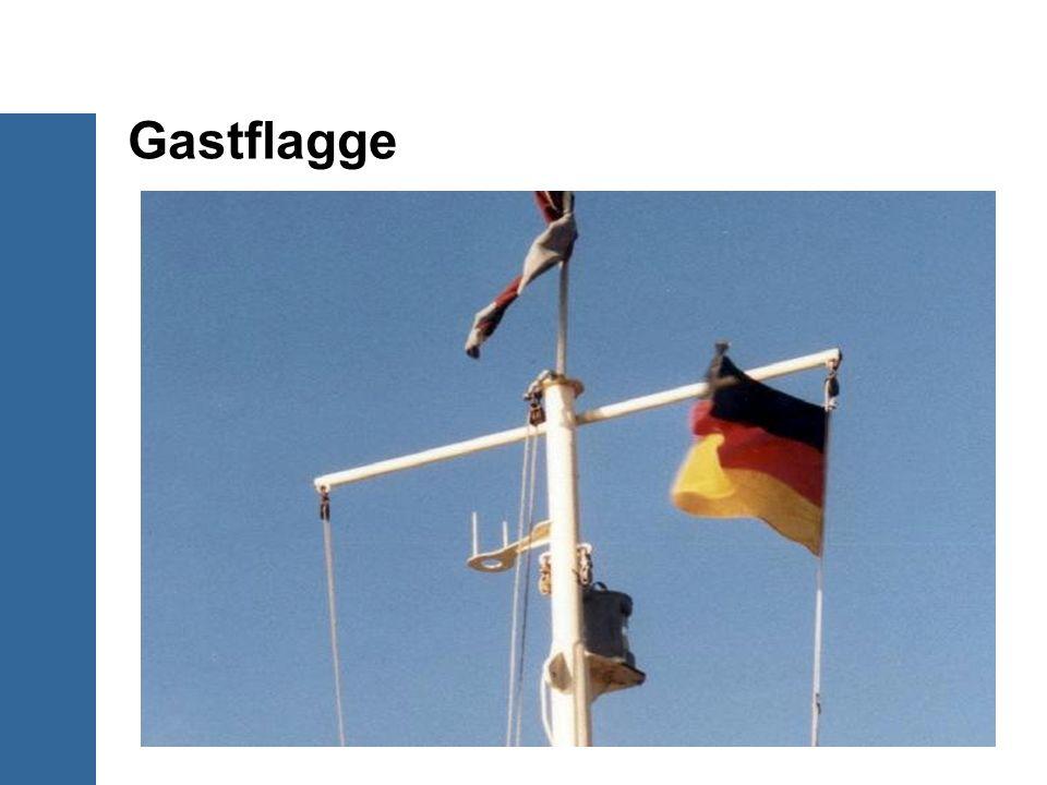 Gastflagge
