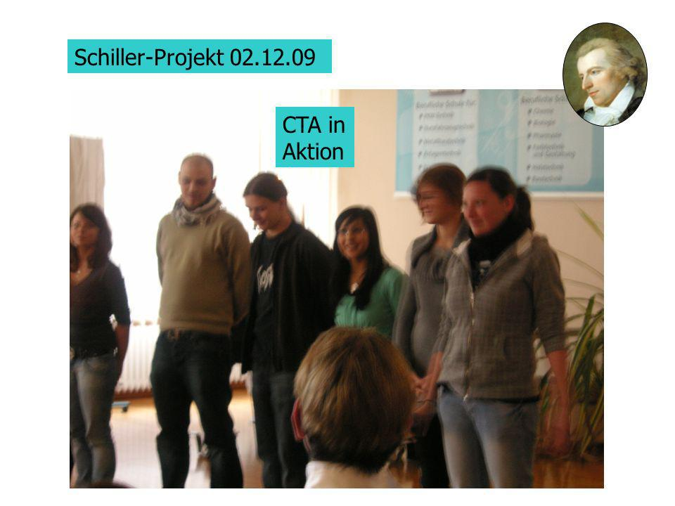 Schiller-Projekt 02.12.09 CTA in Aktion