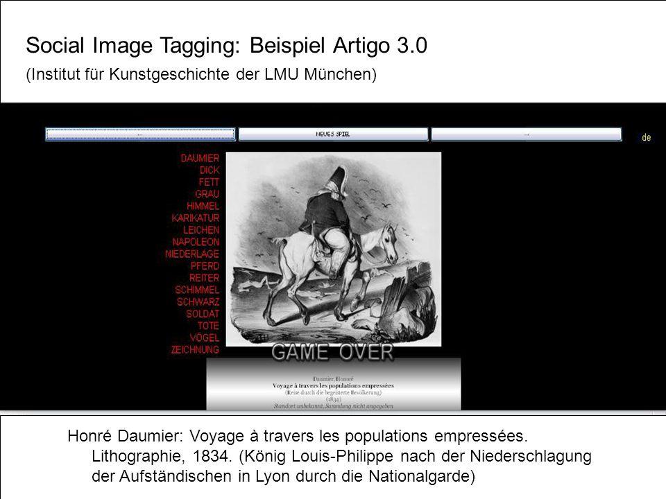 Wikipedia-Artikel mit Bildausschnitt Honré Daumier: Voyage à travers les populations empressées. Lithographie, 1834. (König Louis-Philippe nach der Ni