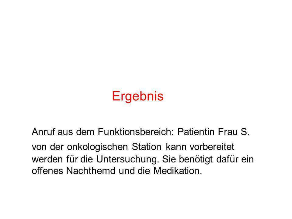 Indikation: Vor aseptischer Tätigkeit *1 Krankenschwester Frau P.