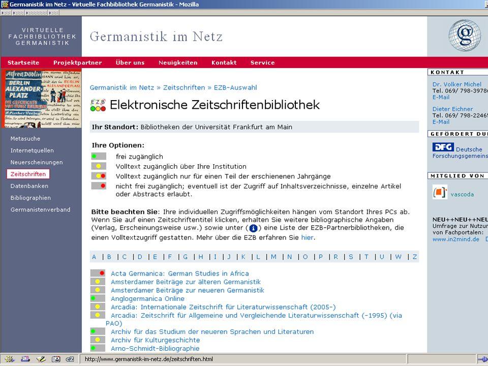 24.9.2007 Deutscher Germanistentag Marburg 21