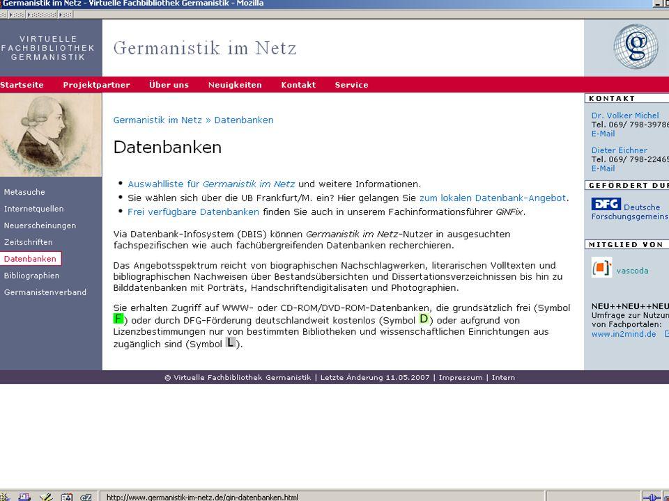 24.9.2007 Deutscher Germanistentag Marburg 28