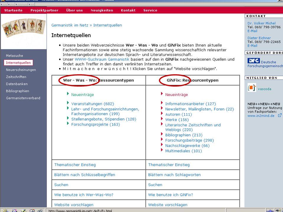 24.9.2007 Deutscher Germanistentag Marburg 31