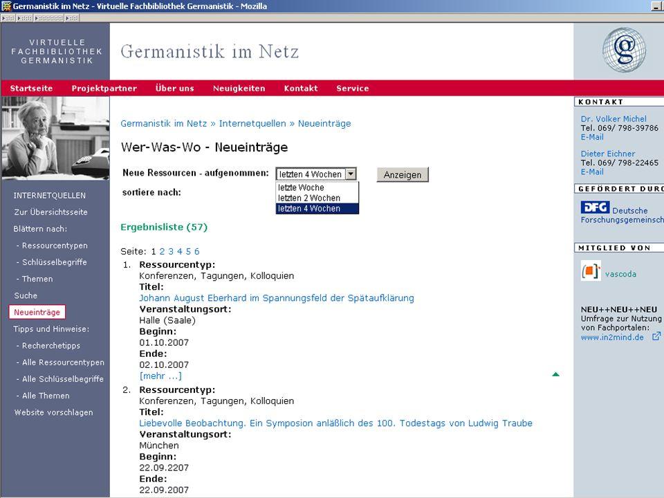 24.9.2007 Deutscher Germanistentag Marburg 42